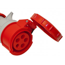 Industrial Monophase Adapter 6,7KW