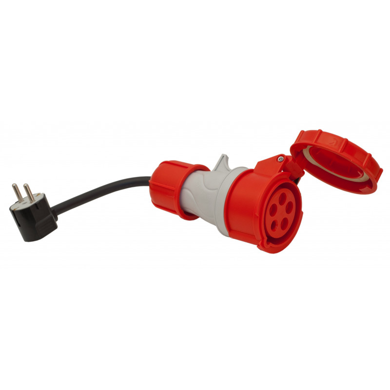 Schuko Plug Monophase Adapter - 3,3 KW