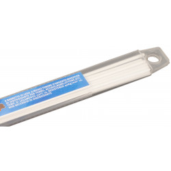 Flux-Coated brazing rod with silver for flame welding CP202