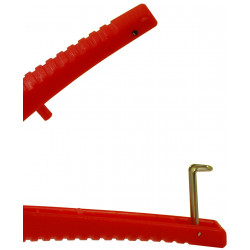 Pipe cutter for plastic pipes. Shear with ratchet by MGF Tools
