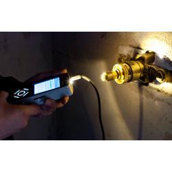 Multi manomètre électronique pour le chauffage, plomberie et la climatisation - Instality instrument de mesure du plombier