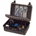 Strumento di collaudo per termoidraulica e condizionamento con datalogger