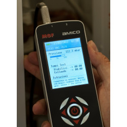 Multimetro per termoidraulica e condizionamento MGF Amico