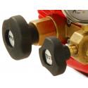 Con la pompa di collaudo elettrica PRESS by MGF è possibile raggiungere una elevata pressione grazie al sistema a pistoni