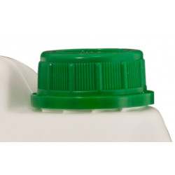 5L Tank with practical resealable plastic threaded plug. Dissolve the mud, sludge and oxides for heating