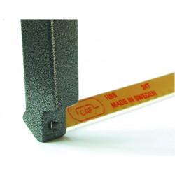 Scie à métaux avec réglage à 45° pour les coupes de grands diamètres