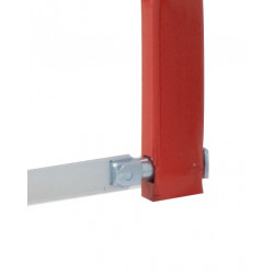 Scie à métaux Professional avec tension de la lame pratique intégré
