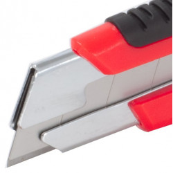 Professional box cutter with segmented blade - Instality cutting hand tools