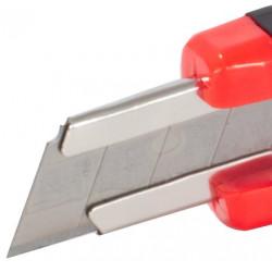 Cutter à lame segmenteé professionnel (lame haute 18 mm) - Instality Outillage