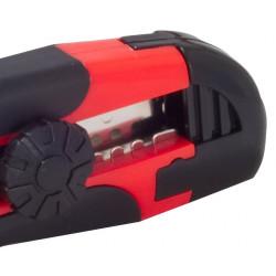 Taglierino - Cutter Professionale Lama segmenta alta 18 mm - Instality