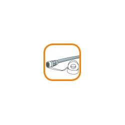 Le ruban de téflon est une alternative viable au chanvre plomberie