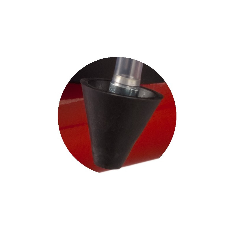 Kit di ricambio Tampone 65 mm per Pompa disostruente elettrica MGFTools