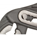 Waterpump plier with soft grip handle by MGF. Professional Tool.