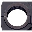 MINI H jaw for battery powered press tool MINI iPress MGF by Klauke
