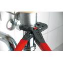Pince pour pompe à eau avec bouton