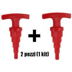 Calibrador para tubo multicapa Kit 2 piezas