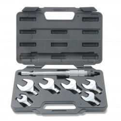 Torque wrenches set 17 to 29 mm