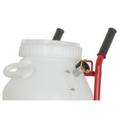 Pompe de chargement et  lavage installations TSUNAMI