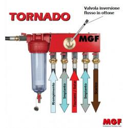Module lavage installations pour pompes MGF Solar et Tsunami
