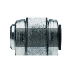 Pressbacke  mit drei Segmenten für Mehrschichtrohre – Pressfittings bis 75 mm