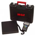 Bilancia elettronica per gas refrigeranti 100Kg MAXI