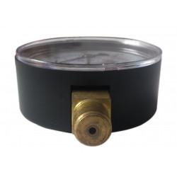 Manometro a secco radiale conico 60 bar