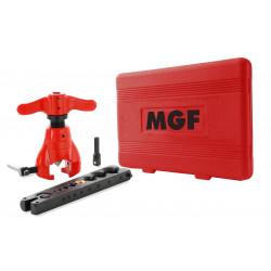 Dudgeonnière FT 800 excentrique debrayable - appareils à collets - évacuer  - MGF outillage