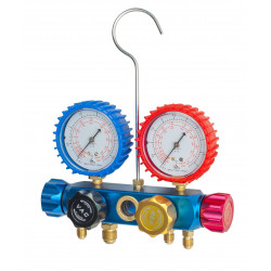 Gauge Manifolds 4 ways