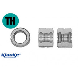 Profile TH interchangeable dies, for jaw Klauke MINI