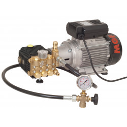 High Pressure Electric Testing Pump
