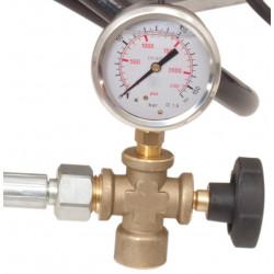 Elektrische Hochdruck-prüfpumpe