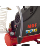 Drain cleaning pumps